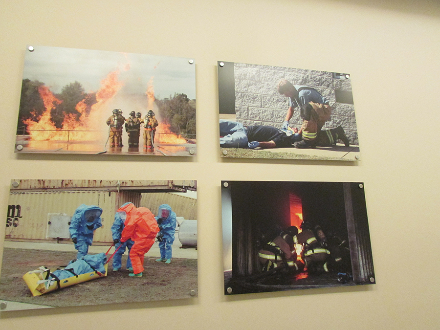 photos of fire rescues